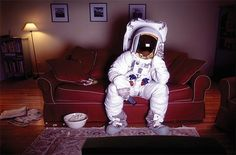 The Daily Life of an Astronaut