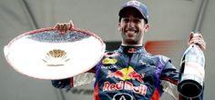F1: Daniel Ricciardo ganó y Nico Rosberg saca ventaja