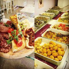 #sunday #brunch #vogliadisalato #sweetkingcafe