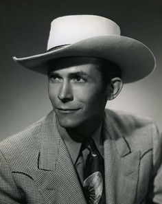 """Dylan - Hank Williams 
