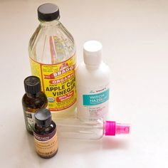 Fix Athlete's Foot With This DIY Spray