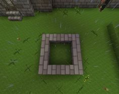 Learning area and perimeter with Minecraft