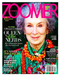How the Octaspring mattress can help during #menopause - Octaspring features in the latest issue of Canada's Zoomer magazine. Click through the image to read the article.  @Everything Zoomer