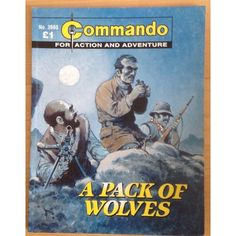 Commando Comic Picture Library #3660 War Action Adventure