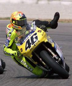 valentino rossi...the master....and a damn nice guy to boot!