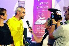 incontro con Marco Malvaldi estate 2015