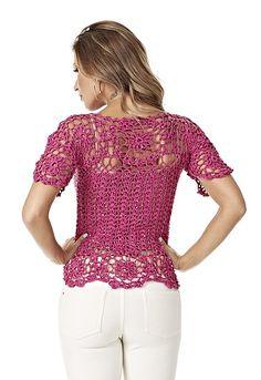 Receitas Círculo - Blusa Chic Pink