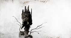 Katatonia - Dead End Kings interior [Design by Travis Smith]