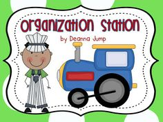 This resource is from my Organization Station Workshop presented at numerous  conferences including SDE.  Now being offered  on TPT. This resource includes ideas for setting up and organizing your classroom and much, much more.  Over 150 pages. On Sale for Half Price