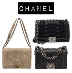 """""""Untitled #8"""" by mybrfblog on Polyvore featuring Chanel"""