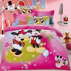 Bedroom Kids Bedroom Sale Mickey And Minnie Bedding Set Space Saving Bedroom Furniture For Kids Kids Space Saving Bedroom Mickey And Minnie Bedding Set Furniture Cheap Quilts, Minnie Mouse Bedding, Kids Bedroom Furniture, Bedroom Kids, Space Saving Bedroom, 3d Bedding Sets, Quilt Cover Sets, Kid Spaces, Comforters