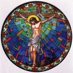 This Static Sticker can be adhered to and peeled off any surface. They can be used over and over again on windows, cars, mirrors, etc. in diameter. Jesus Christ Images, Jesus Art, Catholic Art, Religious Art, Christian Drawings, Catholic Wallpaper, Stained Glass Church, Lion Wallpaper, Stained Glass Suncatchers
