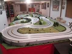 Stoney Brook Raceway Park version 3 - Slot Car Illustrated Forum