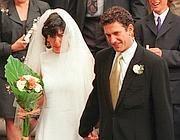 Christiane Amanpour and James Rubin 1998