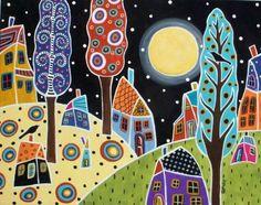 Large Moon Landscape (99 pieces)