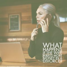 What happens if the wife makes more money in a divorce? What Happens If, Shit Happens, Money Case, Make More Money, How To Make, Guy Ritchie, Family Court, Court Order, Divorce Lawyers