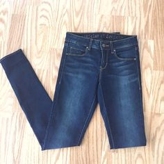 Nordstrom Jeans Dark wash skinny leg jeans. Great condition! Never worn. Articles of Society Jeans Skinny