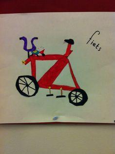 Fantasie fiets