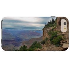 Bright Angel Trail Grand Canyon National Park Tough iPhone 6 Plus Case