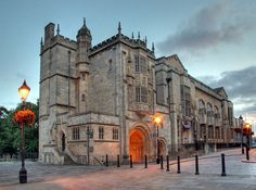 Most Interesting Libraries of the World: Bristol
