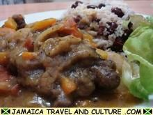 Oxtail and beans - Serving