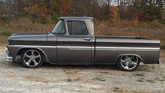 62 Chevy C10 Pickup.