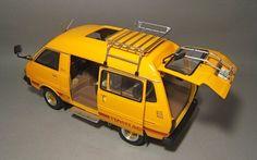 トヨタ・タウンエース - model car factory LITTLEWHEEL