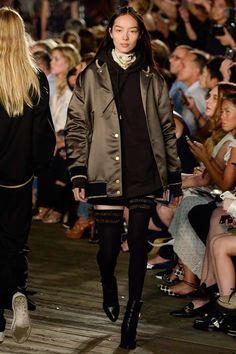 Tommy Hilfiger Fall 2016 Ready-to-Wear Fashion Show - Fei Fei Sun