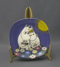 Tove Jansson, Shopping Places, Moomin, Old Antiques, Plates On Wall, Decorative Plates, Homeland, Friends, Products