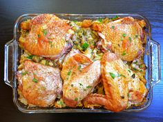 turkey and stuffing casserole using a whole turkey