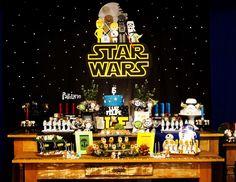 "Star Wars / Birthday """"Star Wars - LF""""   Catch My Party"