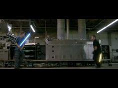RvD2: Ryan vs. Dorkman 2 -- HD Fanmade lightsaber battle