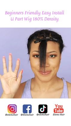Twist Braid Hairstyles, Twist Braids, Braided Hairstyles, U Part Wig, Wigs, Hair Styles, Hair Plait Styles, Spring Twists, Hair Makeup