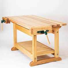 The perfect workbench is the workbench that works best for you. Here?s an overview of many of the workbenches that have appeared in WOOD magazine over the past two-and-a-half decades. Hopefully you?ll find one that?s just right for your shop and your needs.