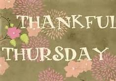 thankful Thursday Quotes - Bing Images