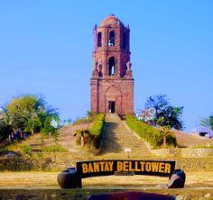 Bantay Church Bell Tower, Ilocos Sur