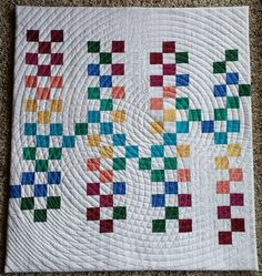 Creative Quilting with your Walking Foot, a Craftsy Quilting Class