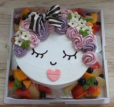 女の子の誕生日ケーキ - Google Search