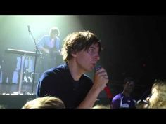 French band Phoenix perform Countdown live at the Sweetlife Festival 2013