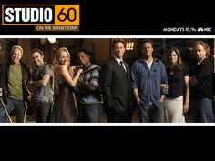 Studio 60 on the Sunset Strip. Who else thought this was a good show? I liked it much better than 30 Rock, which started at the same time. It had a good cast and great writers, but it didn't last long. Good tv drama is hard to find these days. Bradley Whitford, Studio 60, Matthew Perry, Sr1, Sunset Strip, Comedy Show, Great Tv Shows, Film Books
