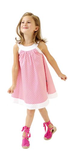 pinterest simple girls dress size 7/8 | piazza dress parasol toobydoo classic stylish twirl dress with an ...