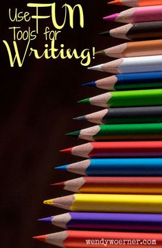 Have you been wondering about appropriate tool for your #homeschool writing center? Find great ideas in Writing Center Tools for the Relaxed Homeschooler!