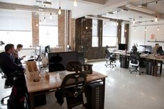 Temple Studios Creative Warehouse Offices