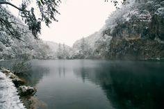 Plitvice Lakes, Croatia <3