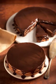 The best #Chocolate cake of the world - © Melhor Bolo de Chocolate do Mundo, Lisbon, #Portugal