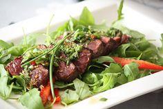 Ce plat est un classique de la cuisine Thaïlandaise qui a eu beaucoup de succès quand je l'ai réalisé à la maison. En fait, nous l'avions découvert dans un restaurant Thaï sur Bordeaux,…