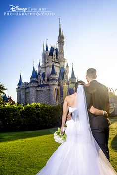 Happily ever after begins now that I'm with you | Disney's Fairy Tale Weddings & Honeymoons