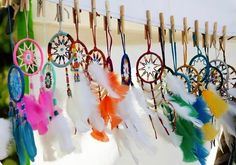 Dreamcatchers are just beautiful...