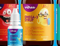 "Check out new work on my @Behance portfolio: ""Vitree - Kids and Adult Supplement Range"" http://be.net/gallery/50354873/Vitree-Kids-and-Adult-Supplement-Range"