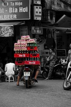 Coca-Cola transport :)
